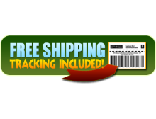 Free CanadaPost Tracking Upgrade on ALL Canadian Orders!